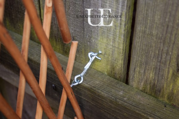 Latch for Fence (1 of 1)