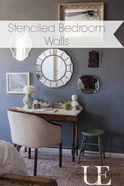 My Stenciled Walls