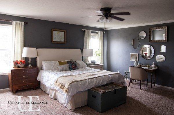 Master Bedroom Refresh Unexpected Elegance