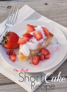 The Best Short Cake Recipe from Unexpected Elegance