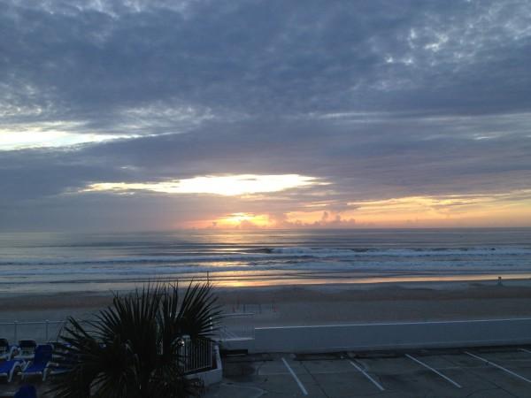 Everyday Beauty sunrise
