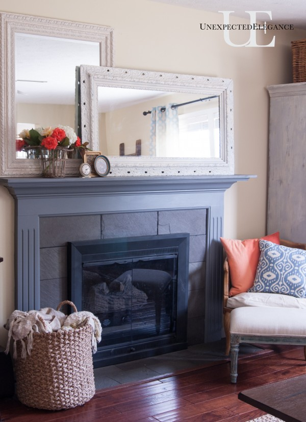 How to add more depth to your mantel (1 of 1)-2