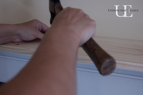 Steps for Making a wider Mantel (1 of 1)-3