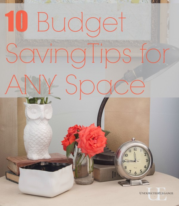 10 Budget Saving Tips for Any Room (1 of 1)