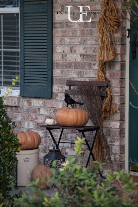 Halloweeen Porch at Unexpected Elegance (1 of 1)-13