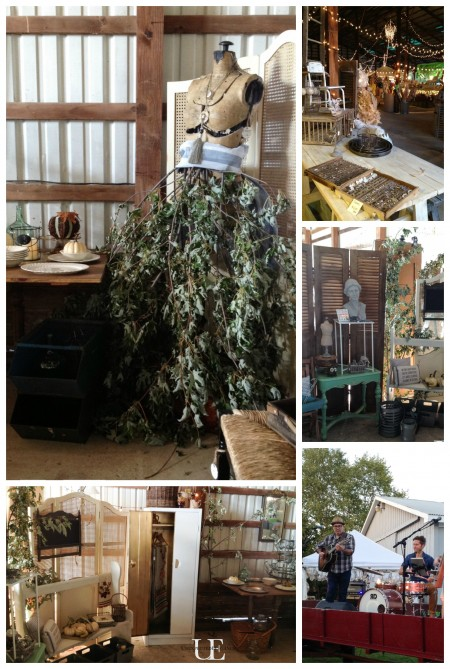 ReStyled Barn Sale 2013 Collage
