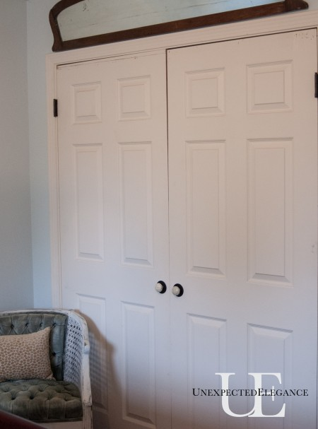 Steps for adding a handle to closet door (1 of 1)-2