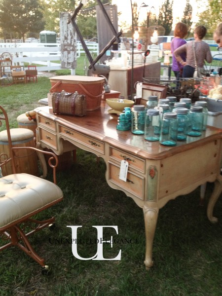 Unexpected Elegance Booth at ReStyled Barn Sale (1 of 1)-19
