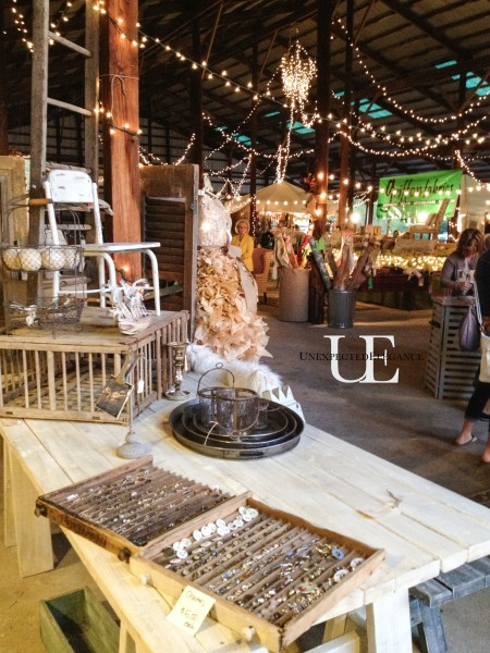 Unexpected Elegance Booth at ReStyled Barn Sale (1 of 1)-20