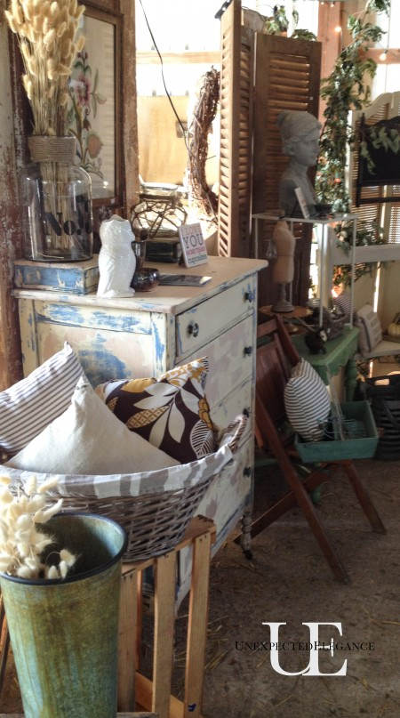 Unexpected Elegance Booth at ReStyled Barn Sale (1 of 1)-3