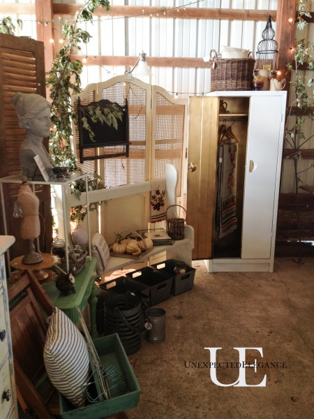 Unexpected Elegance Booth at ReStyled Barn Sale (1 of 1)-8