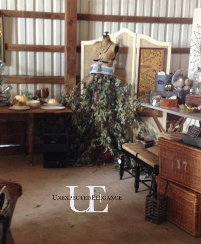 ReStyled Fall Barn Sale