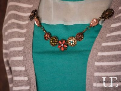 Handmade Gifts:  Cardigan Chain