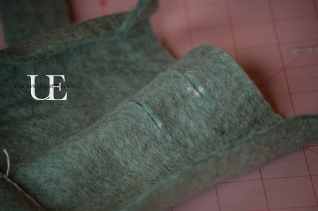 How to make a Felt Journal. Great for gift giving!-1-6