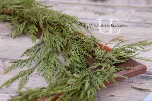 Greenery Frame Tutorial from Unexpected Elegance-1-2
