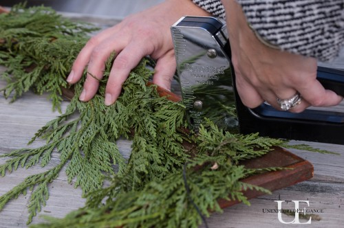 Greenery Frame Tutorial from Unexpected Elegance-1-4