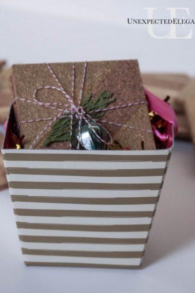 Handmade Gift:  Cork Coasters #TexturedSurface