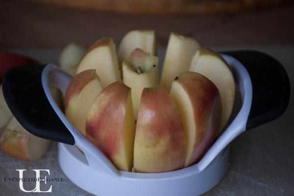 Ingredients for Roasted Honey Crisp Apple Sauce-1-2