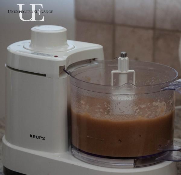 Roasted Honey Crisp Apple Sauce Recipe from Unexpected Elegance-1-2