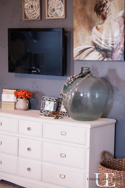 Master Bedroom Dresser Area-1-2