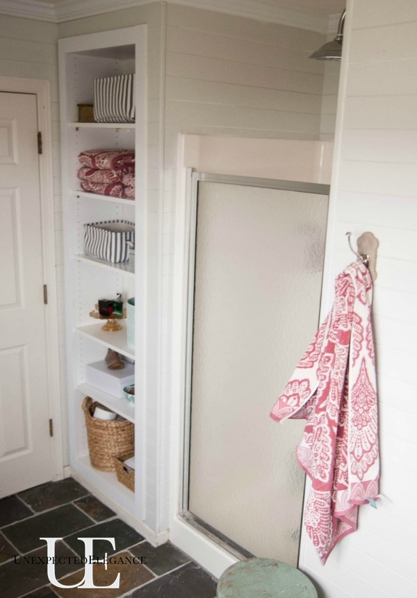 DIY Built In Shelving For Storage 1 4