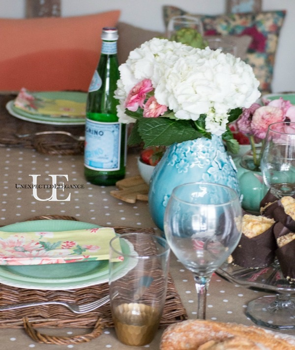 Spring Dining Room Tablescape-1-15
