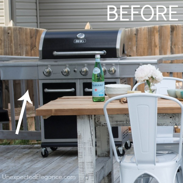 30 Outdoor Kitchens And Grilling Stations: DIY Grill Station Using ProBond Advanced