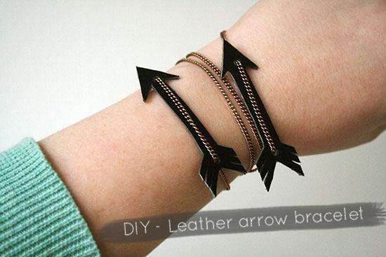 diy-leather-arrow-bracelet