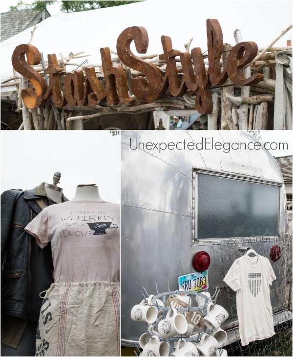 Stash at Country Living Fair 2014