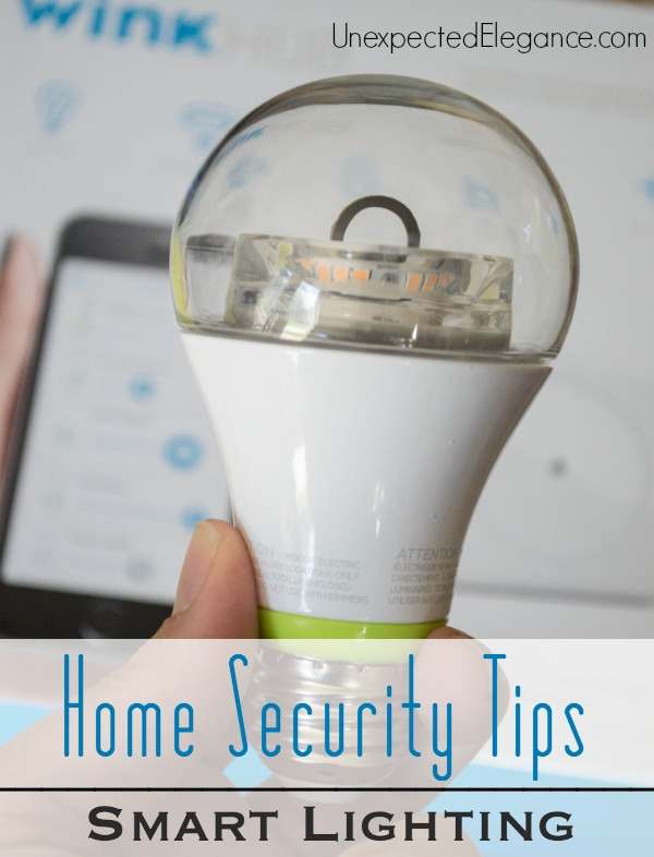 Home Security Tips | Smart Lighting