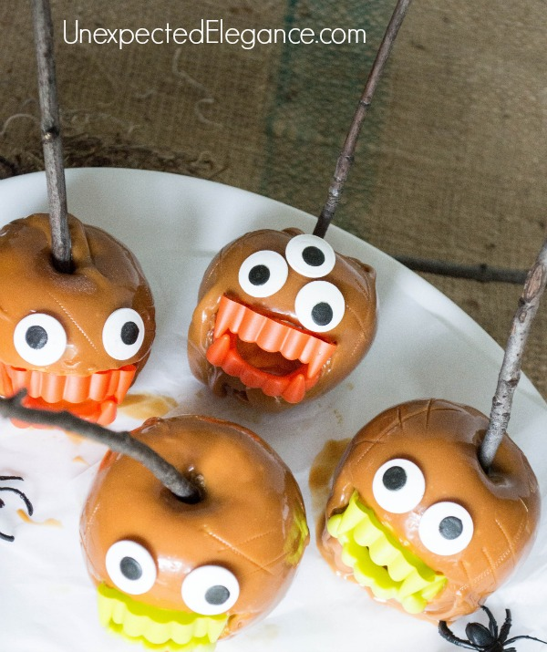 MONSTER Caramel Apples-1-10