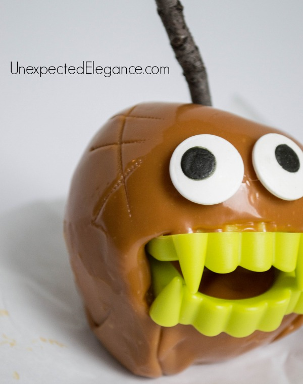 MONSTER Caramel Apples-1-6
