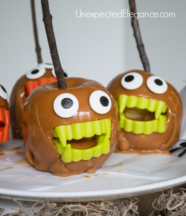 MONSTER Caramel Apples-1-8