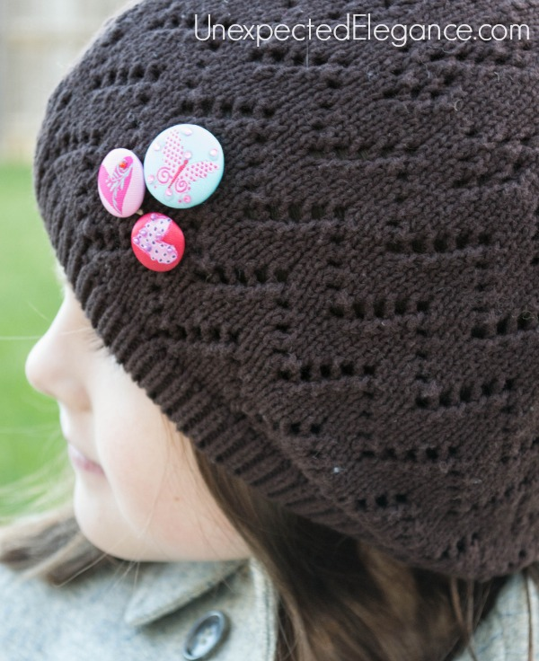 Knit Hat Accessory. Perfect for gift giving.-1
