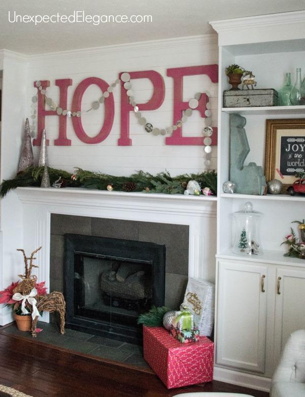 Christmas Home Tour 2014-1-29