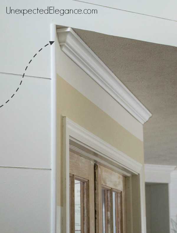 Tips For Hanging Crown Molding Like A Pro From Non
