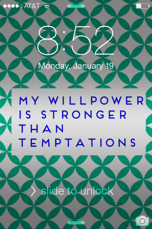 "Do you need an ongoing reminder to ""stay the course""?  Get 4 FREE PHONE WALLPAPERS with inspirational quotes to keep you motivated!  These are great when you are trying to tackle a weight loss goal."