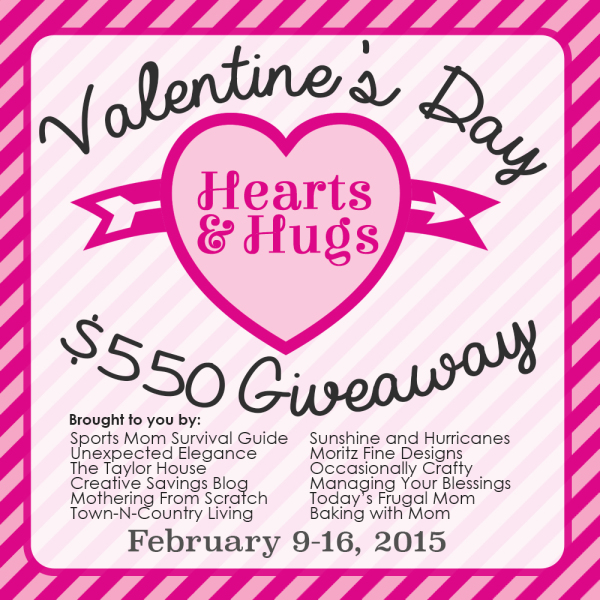Valentine's Day Giveaway Image Main