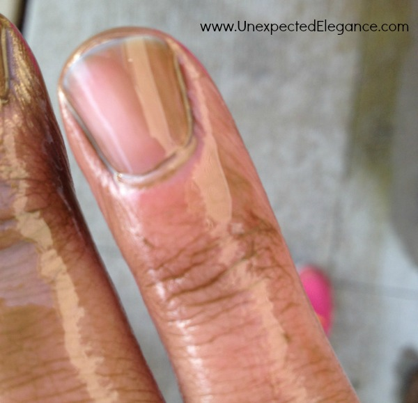 The BEST Way to Remove Paint From Your Hands   Unexpected Elegance