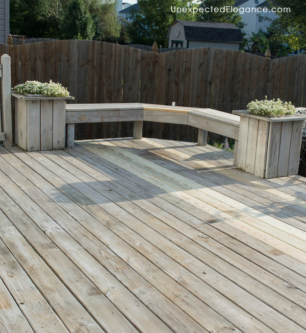 If your deck has seen better days, there may be another solution besides replacing the entire thing! Check out how to restore your deck, instead of replacing it!.