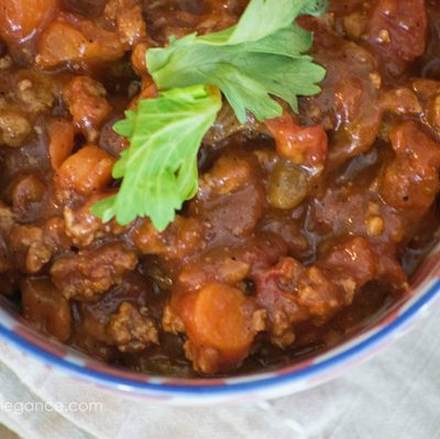 Clean Eating | Chili