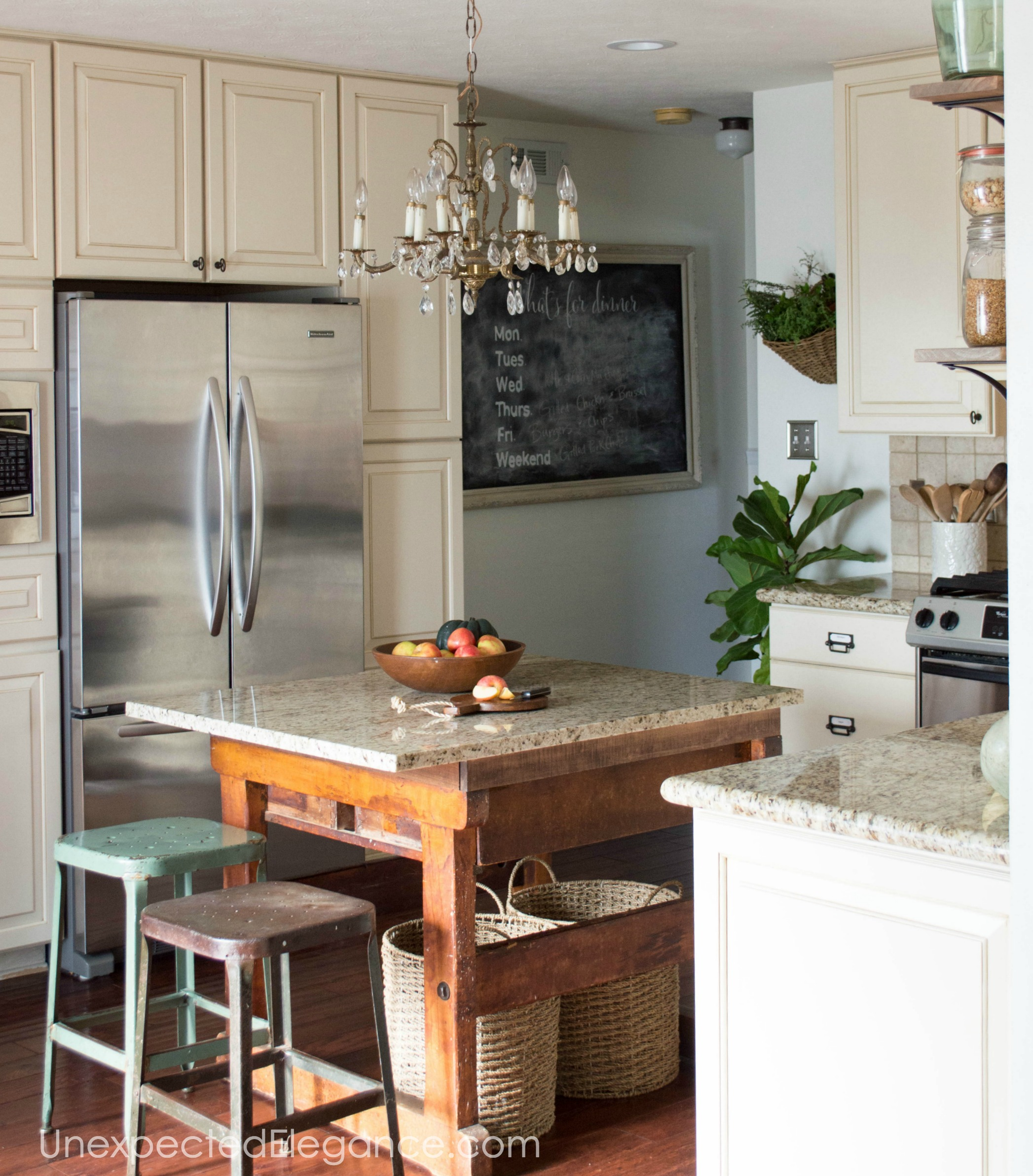 8 Ways to Update Kitchen Cabinets | Unexpected Elegance
