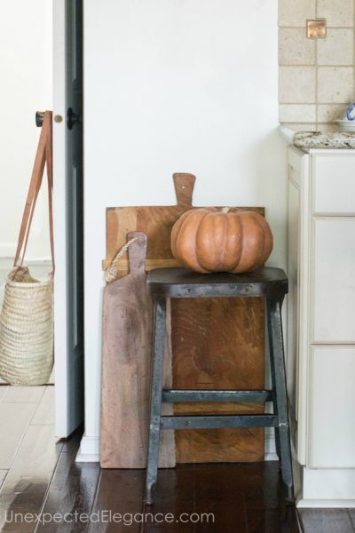 Simple Fall Decor Home Tour