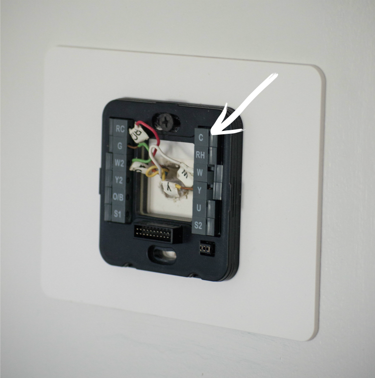 Replacing your thermostat tips.