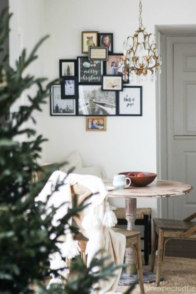 Photo Tree | Sentimental Holiday Decor