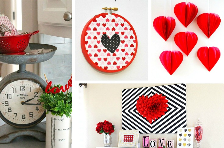 Letu0027s take a look at 20 amazing Valentineu0027s Day décor ideas.  sc 1 st  Unexpected Elegance & 20 Valentineu0027s Day Decor Ideas- Perfect for a Party | Unexpected ...