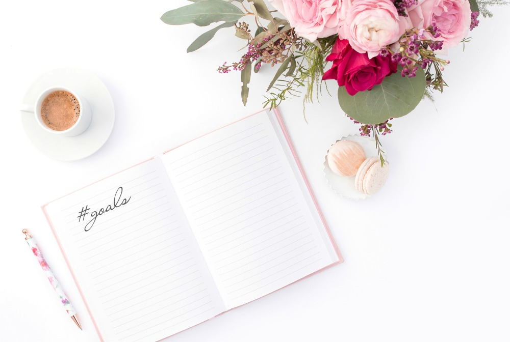 Do you struggle to stay motivated and accomplish your goals?  There are a few things you can do to keep yourself on track this year!