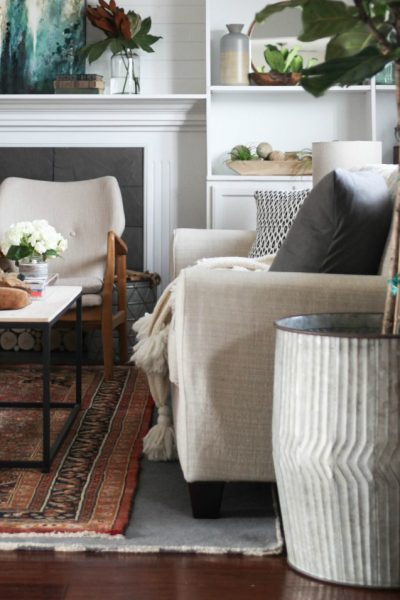 Simple Ways to Update Your Living Room