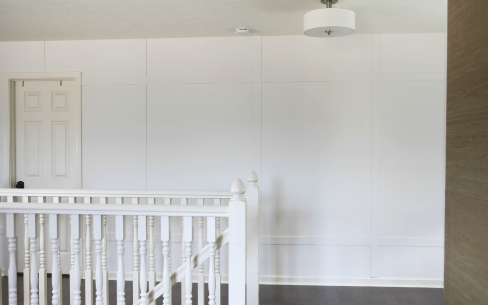 Need a hall redo? Get big bang for your buck with this makeover for under $100!