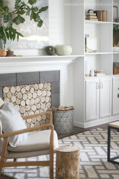 Do you want some simple fall home decor ideas? Check out this easy to copy home tour for inspiration you can do in your own home!